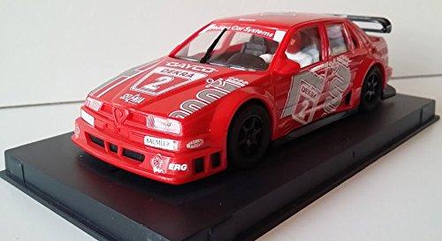 Ninco SCX Scalextric Slot 50104 Compatible Alfa Romeo 155 V6 Ti Dekra