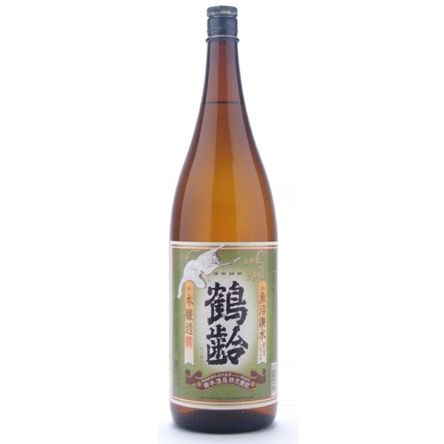 青木酒造『鶴齢 本醸造』