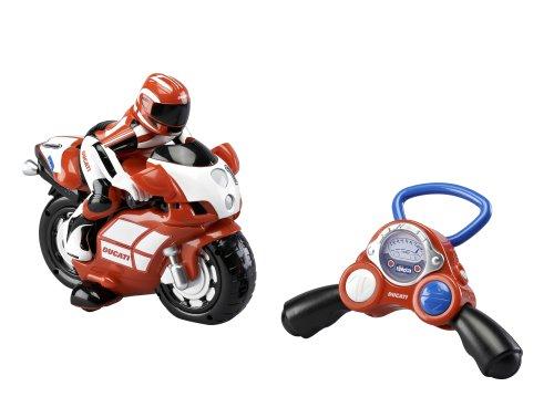 Chicco 70505.2 Ducati Moto Radiocomandata, Rosso