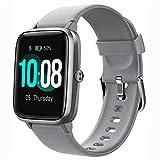 GRDE Smartwatch, Relojes Inteligentes Hombre Impermeable IP68 para GPS Deportivo con Pulsómetro, Calorías, Monitor de Sueño,...