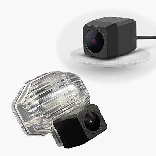 Kalakus Super Star Light Pro HD Voiture Caméra De Recul Aide Au Stationnement avec 8IR Vision Nocturne 170 Degrés Grand Angle étanche pour Toyota Corolla/tarago/PREVIA/Wish/Alphard/Vios