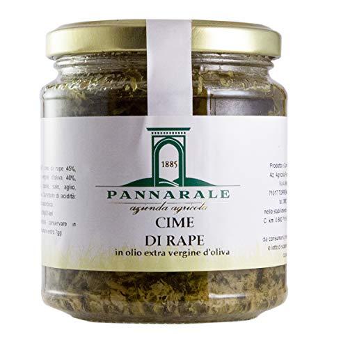 Rübengrün mit nativem Olivenöl extra gr. 280