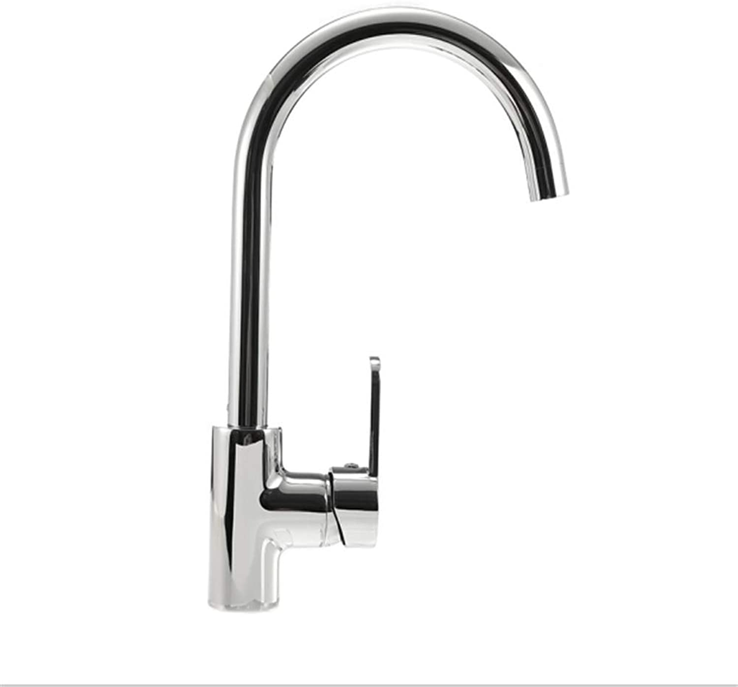 Kitchen Taps Faucet Modern Kitchen Sink Taps Stainless Steelcool and Hot Water Mixing Faucet, Basin, Basin, Vegetable Basin Nozzle