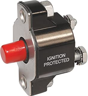 Blue Sea Systems Medium Duty Push Button Circuit Breakers