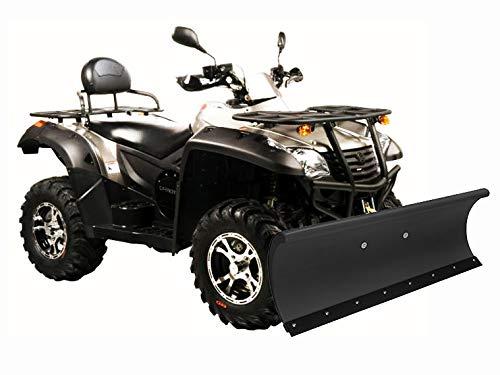 Sneeuwschild reserveonderdeel voor/compatibel met CF Moto Explorer Grison 600/625 zwart
