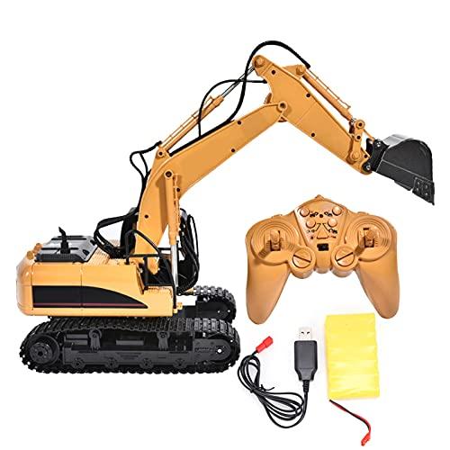 2.4G 15-Kanal-Elektronikbagger-Engineering-Fahrzeug Im Maßstab 1:14 Fernbedienungs-LKW