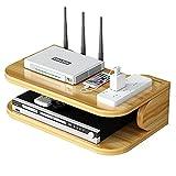 Routers Soporte De Router WiFi Estante del Decodificador De TV De...