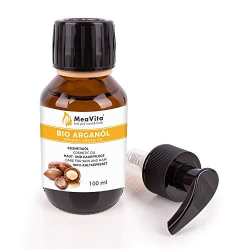 MeaVita Bio Arganöl, 1er Pack (1 x 100 ml)