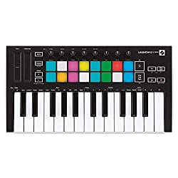 Novation Launchkey Mini MK3 MIDI Keyboard - Best Mini Midi Keyboards