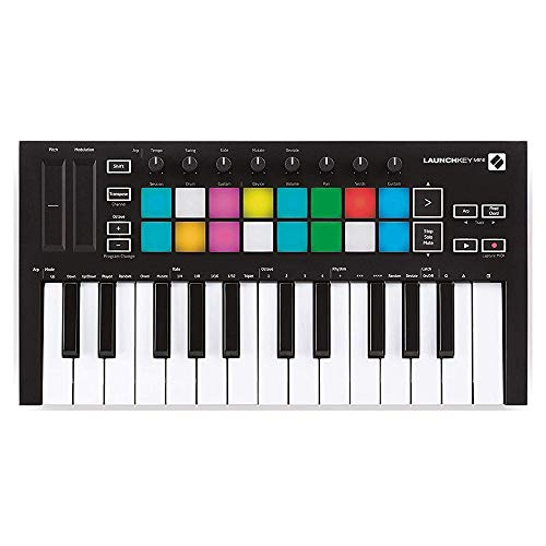 Novation Launchkey Mini [MK3] 25-Mini-Key MIDI Keyboard