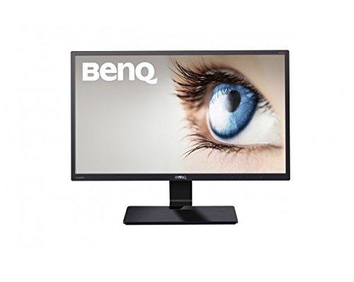 BenQ GW2470H 23,8-Zoll-Full-HD-Breitbild-VA-LED-Monitor (1920 x 1080, 4 ms, VGA, 2 x HDMI) - Schwarz
