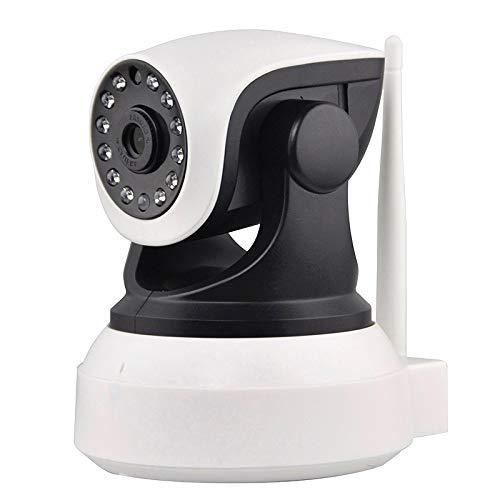 A+Xu Jie XJ C7824WIP HD 720P H.264 ONVIF P/T Wifi Cámara IP, compatible con micro SD/doble IR cortado/visión nocturna/detección de movimiento, distancia IR: 10 m
