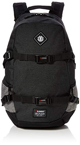 Element Herren Jaywalker Rucksack, Black Heather, 52 cm