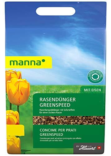 Manna Rasen Langzeitdünger Green Speed 10 kg für ca.300 m²