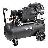 STIER Kompressor LKT 600-10-50 für Druckluft-Werkzeug