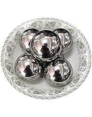 Roding Beads de acero / 50 unids Bolas de acero 10.7/10.9/10.97/10.99/11.01/11.02/11.1mm Bolas industriales/bolas de acero-11.1mm50pcs