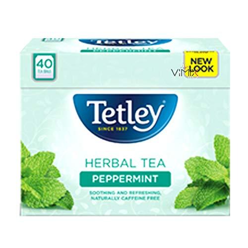 TETLEY Different Tea Bags Original (Herbal Peppermint)