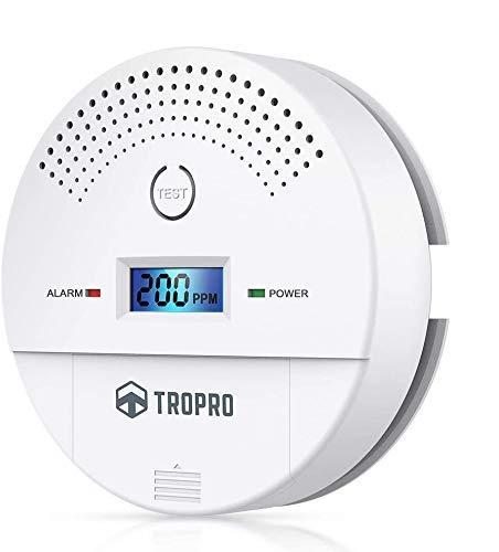 Combination Smoke Detector and Carbon Monoxide Detector...