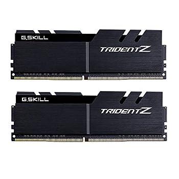 G.SKILL 32GB  2 x 16GB  TridentZ Series DDR4 PC4-32000 4000Mhz Intel Z370 Desktop Memory Model F4-4000C19D-32GTZKK