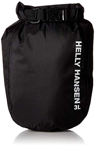 Helly Hansen HH Light Dry Bag 3L 990 Negro, Talla única