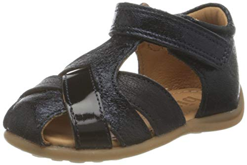 Bisgaard Girls Cheri Sandal, Midnight,25 EU