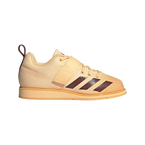 adidas Powerlift 4, Zapatillas Deportivas Mujer, Acid Orange Wild Sepia Hazy Orange, 39 1/3 EU