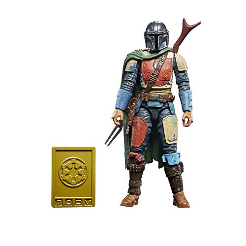STAR WARS The Black Series Credit Collection The Mandalorian Toy 6-Inch-Scale Collectible Action Figure (Amazon Exclusive)