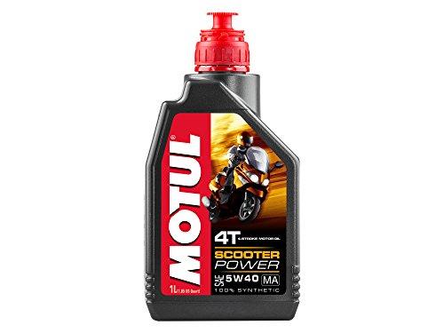 MOTUL–714.02.60–105958–Oel MOT 5W404T 1L Syn Scooter Power–L Precio 15,86& # x20ac; de