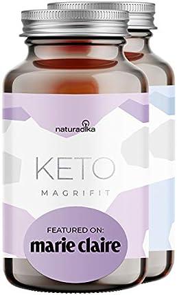 MAGRIFIT KETO: suplemento para dieta KETO 100% natural – Con aceite de coco MCT y HMB