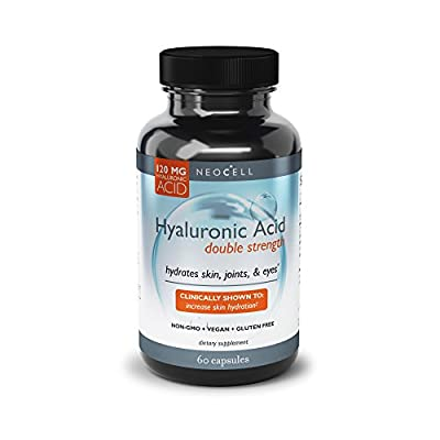 NEOCELL Capsule Hyaluronic Acid, 60 Count