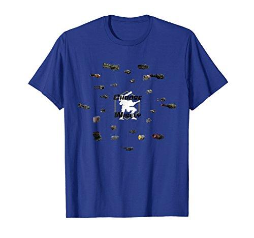 War Robots: Choose Wisely T-Shirt