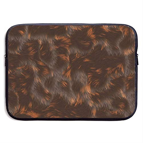 Luxurious Fur PaintingComputer Case Cover for Ultrabook, MacBook Pro, MacBook Air, Asus, Samsung, Sony, Notebook,15 inch