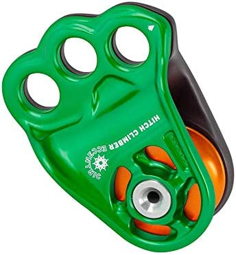 DMM Hitch Climber Manufacturer direct delivery Green Eccentric Rare