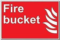 火災:火災用バケットアルミニウム金属アルミニウムティンサイン
