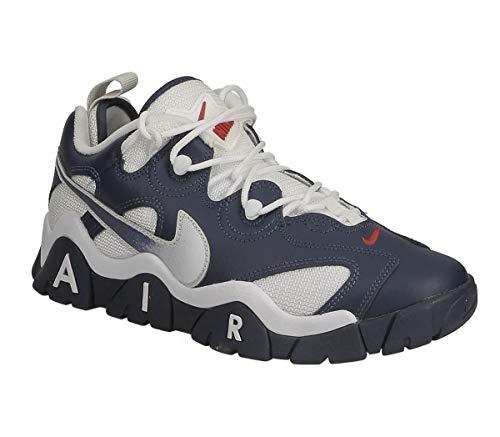 Nike Air Barrage Low, Zapatillas de básquetbol Hombre, Midnight...