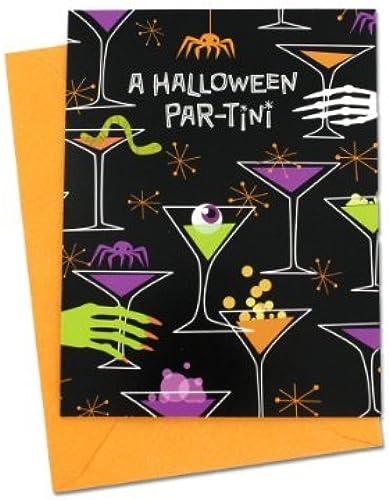 compras online de deportes Halloween &Quot;Par-Tini&Quot; Invitations - Case Case Case of 144 by bulk buys  te hará satisfecho