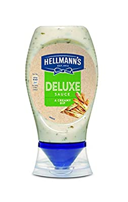 Salsa Deluxe Hellmann´s 250 ml