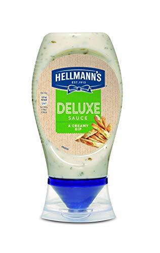 HellmannS Patatas Deluxe Bocabajo, 250ml