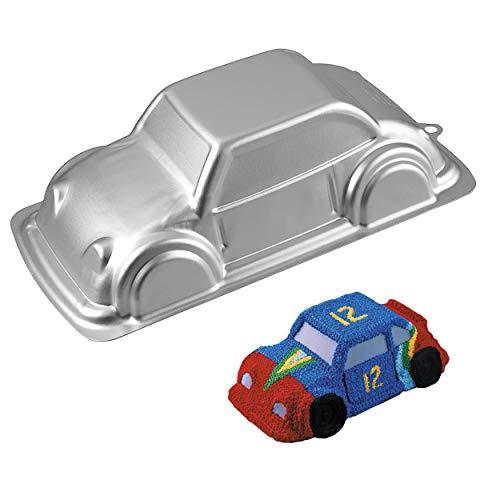 Car Cake Pan- Kids 3D Birthday Cake Pan Cartoon Baking Mold