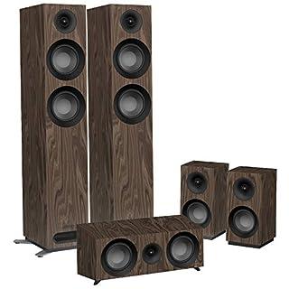Jamo S 807 HCS Home Cinema System, Brown (B079DV7Z36) | Amazon price tracker / tracking, Amazon price history charts, Amazon price watches, Amazon price drop alerts