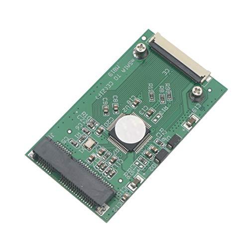 Pxyelec 50 mm / 5,0 cm mSATA PCI-E SSD zu 40-poligem 1,8-Zoll-CE-ZIF-Konverteradapter