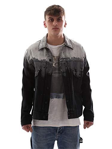 Versace Jeans C1GVB90NAPD5D899 Giacca Uomo Grigio M