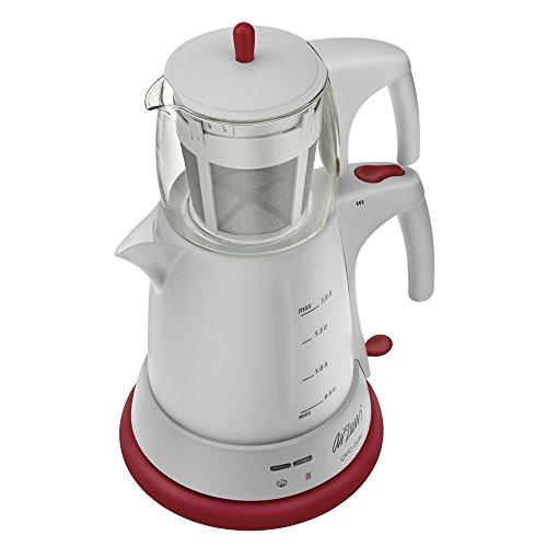 Arzum AR3891.9L 1650W weiß Teekanne 1650W, Weiß