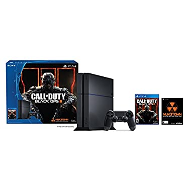 PlayStation 4 500GB Console – Call of Duty Black Ops III Bundle [Discontinued]
