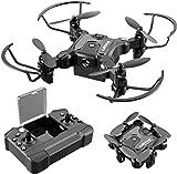 4DV2 Mini Drone for Kids Toys Gift,Nano Pocket Foldable RC Quadcopter...