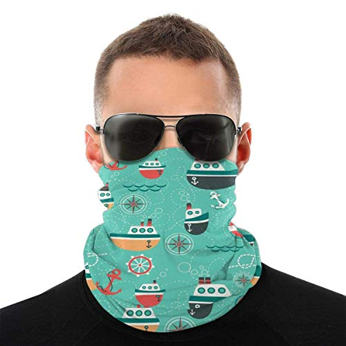 Bandeau, écharpe Bandana sans couture élastique de voyage de bateau, série de chapeaux de Sport de résistance aux UV pour le yoga randonnée équitation moto