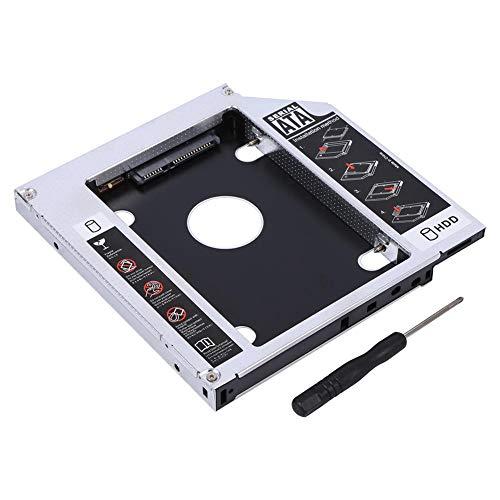 MAGT Adattatore per alloggiamento per Disco Rigido da 12,7 mm per alloggiamento per Disco Rigido, Adattatore Magnetico per armadi magnetici SATA HDD SSD da 12,7 mm