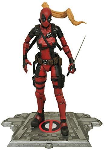 Marvel Comics DEC162578Select Lady Deadpool Action Figure
