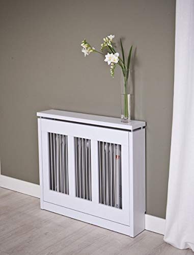 TOP KIT | Cubre radiador Cristian 3091-90 x 84 x 18 | Blanco