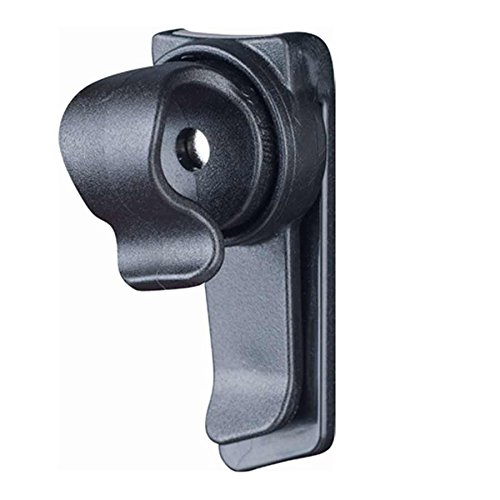 EVOC Magnetic Tube Clip Trinkschlauchbefestigung, Black, ONE Size